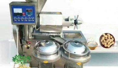 Automatic-Peanut-Oil-Pressing-Machine